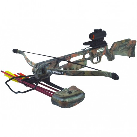 balestra skorpion XBR100 175 lb  art.559910