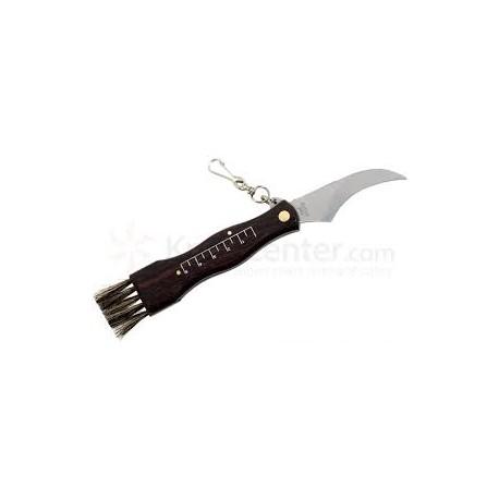 coltello funghi con spazzola