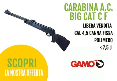 carabina gamo big cat c f